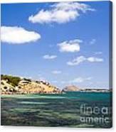 Granite Island South Australia Canvas Print