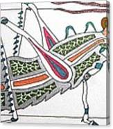 Grasshopper II Canvas Print