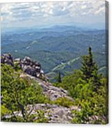Grayson Highlands Canvas Print