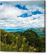 Great Smoky Mountains Canvas Print