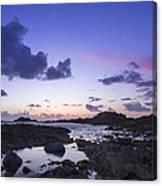 Guernsey Sunset Canvas Print