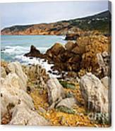 Guincho Cliffs Canvas Print