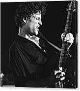 Guitarist Lyndsay Buckingham Canvas Print