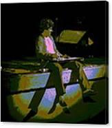 Hagar In Spokane 1977 Canvas Print