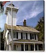 Haig Point Lighthouse Canvas Print