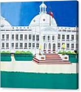 Haitian Palace Canvas Print