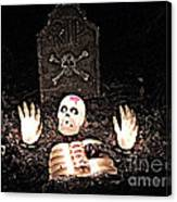 Halloween Spooks Canvas Print