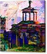 Hamilton Ohio City Art 15 Canvas Print
