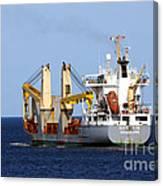 Han Xin Ship Canvas Print