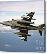 Harrier Gr7 Canvas Print