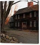 Hartwell Tavern 2 Canvas Print