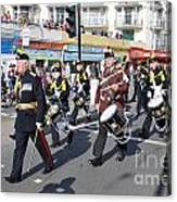 Hastings Old Town Carnival Canvas Print