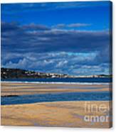 Hayle Estuary Cornwall Canvas Print