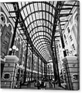 hays galleria London England UK Canvas Print