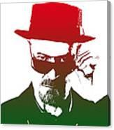Heisenberg - 2 Canvas Print