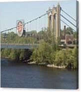 Hennepin Bridge Canvas Print