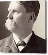 Henry Watterson (1840-1921) Canvas Print