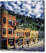 Historic Deadwood Canvas Print