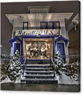 Hitsville USA Canvas Print