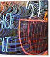 Ho Pants Canvas Print