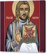 Holy New Martyr Nestor Savchuk 069 Canvas Print