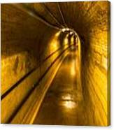 Hoover Dam Tunnel Canvas Print