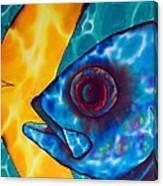 Horse -eyed Jack Canvas Print