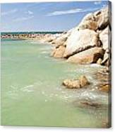 Horseshoe Bay South Australia Canvas Print