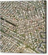 Housing Development, Florida Canvas Print