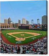 D24w-299 Huntington Park Photo Canvas Print