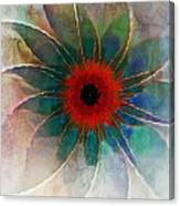 In Glass Canvas Print