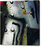 Industrial Detail Canvas Print