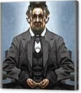 Inner Lincoln Canvas Print