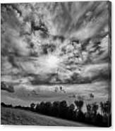 Into The Sun Canvas Print