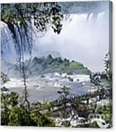 Iquazu Falls - South America Canvas Print