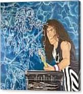 Iron Maiden Canvas Print
