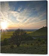Ivinghoe Beacon Canvas Print