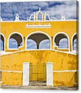 Izamal Convent Canvas Print