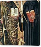 Jacomart, Jaume Ba��, Called 1410-1461 Canvas Print