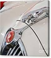 Jaguar Emblem Canvas Print