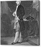 James Otis (1725-1783) Canvas Print