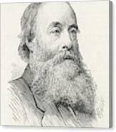 James Prescott Joule (1818-1889) Canvas Print