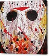Jason Canvas Print