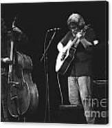 Jerry Garcia Band Canvas Print