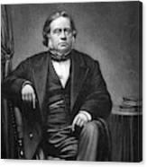 John Bright (1811-1889) Canvas Print
