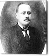 John Flammang Schrank (1876-1943) Canvas Print