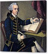 John Hancock (1737-1793) Canvas Print