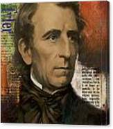 John Tyler Canvas Print