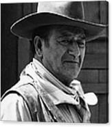 John Wayne Rio Lobo Old Tucson Arizona 1970 Canvas Print
