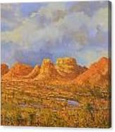 Joshua Tree National Park 1 Canvas Print